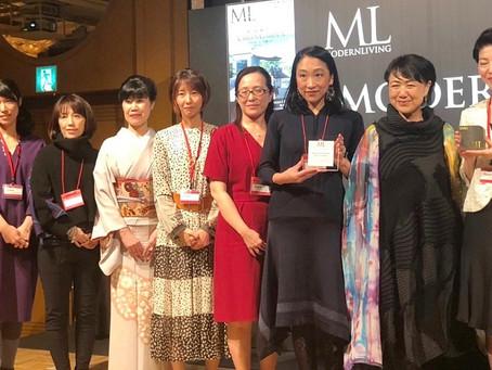 スタイリングデザイン賞ノミネートの体験