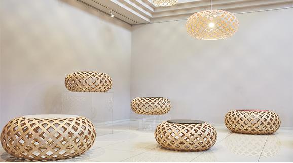 旭川デザインウィーク ADW  カンディハウスにて。インテリアコーディネーターのブログ。