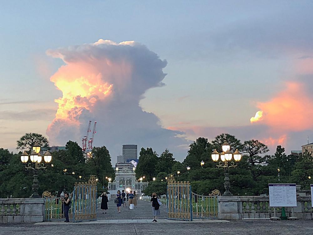 迎賓館赤坂離宮 白い正門から前庭 参観のブログ