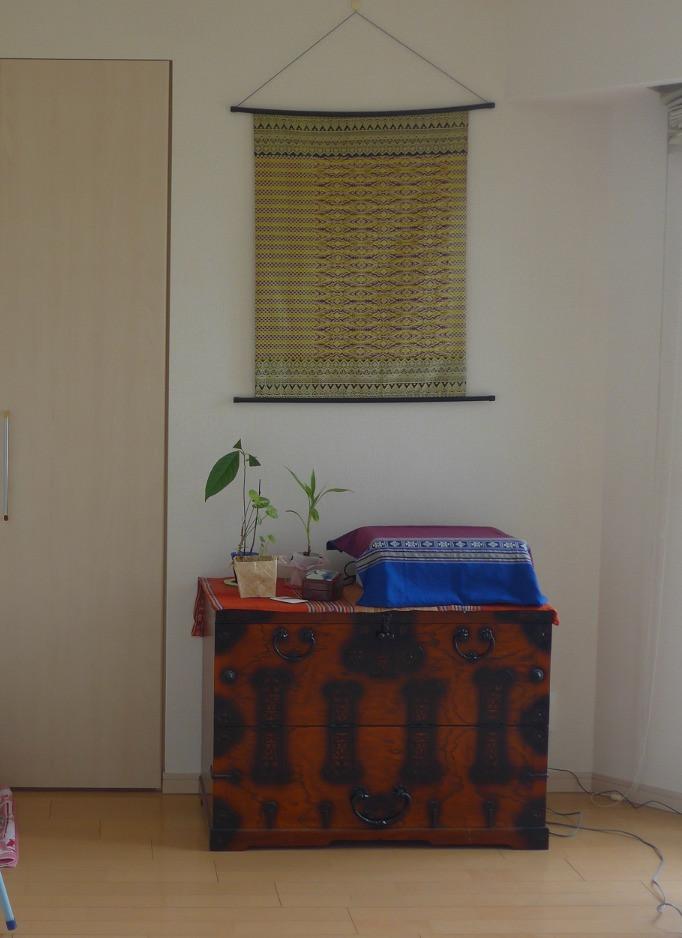 マンションリフォーム マンションリノベ ビフォーの写真 パンダジで和モダンに。コーディネーターのブログ。 実例