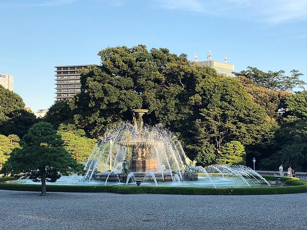 迎賓館赤坂離宮 主庭噴水 参観のブログ