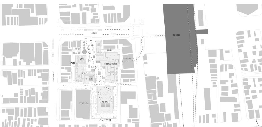 隈研吾氏の長岡市役所の建築エピソードを聞いて。インテリアコーディネーターのブログ