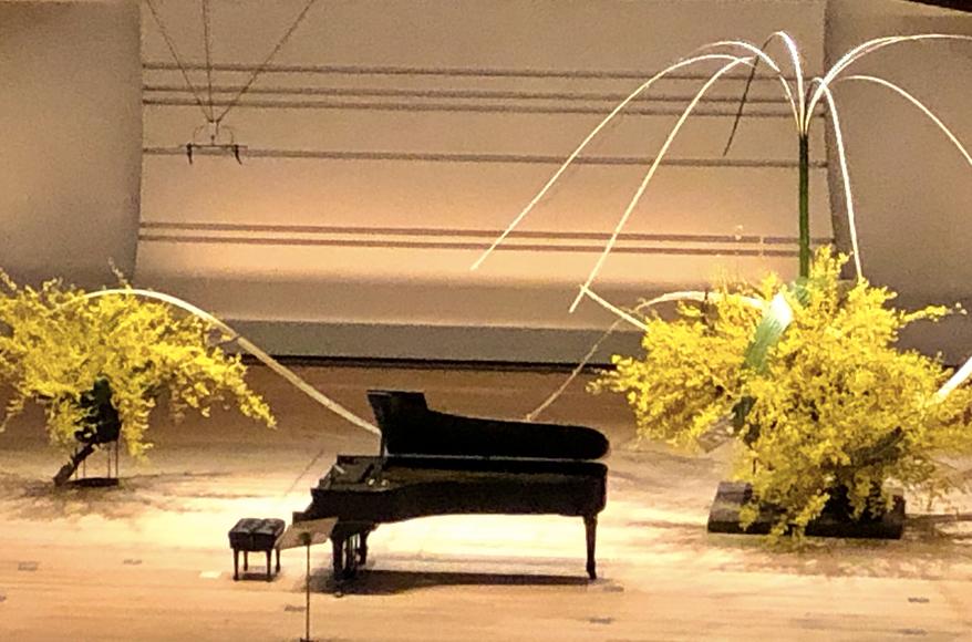 マギーズハウス東京のチャリティーコンサートに行ってきました。春らしい曲が楽しめました。インテリアコーディネーターのブログ。