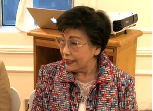 48歳でインテリアコーディネーターにデビュー!そして80歳の現在も現役の米生澪子先生。インテリアコーディネーターのブログ