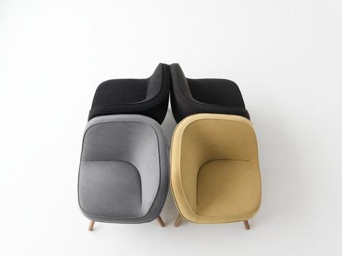 ラウンジチェアー フリッツハンセンのKIBISI。  北欧家具についてインテリアコーディネーターのブログ。