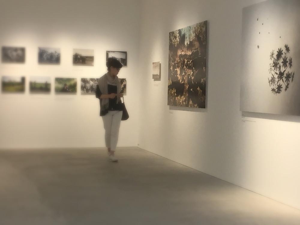 写真展「戦争と花」で涙 ブログ WAR AND FLOWERS GALLERY THE MASS  MAKOTO HIGASHI