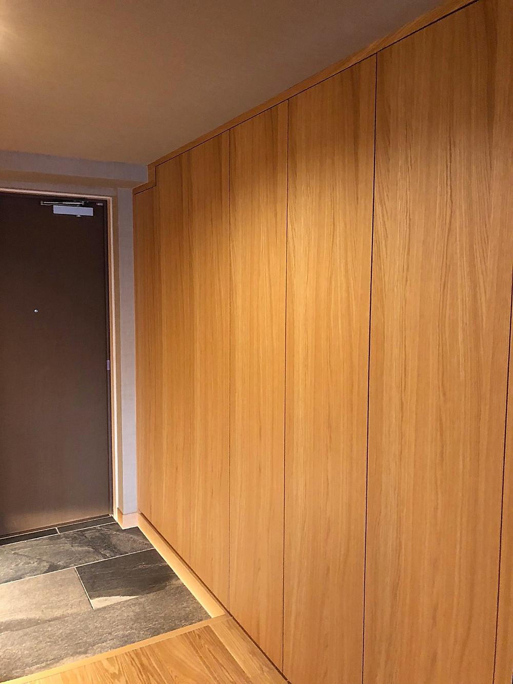 マンションリフォーム体験談 玄関収納の実例