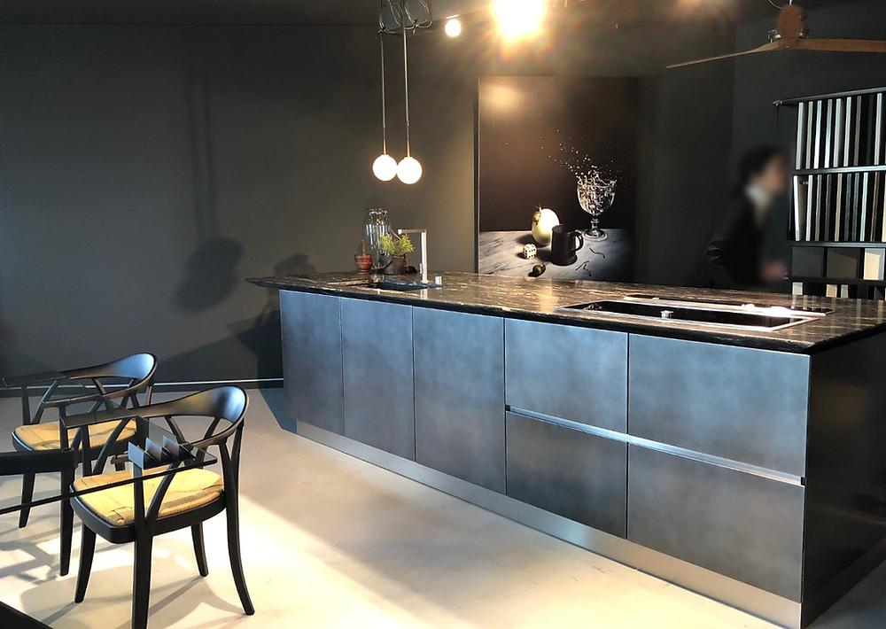 エインテリアズ Boffiのキッチン オーダーキッチン キッチンのリフォーム