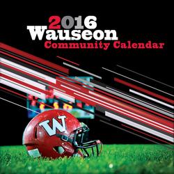2016 Wauseon Chamber Calendar