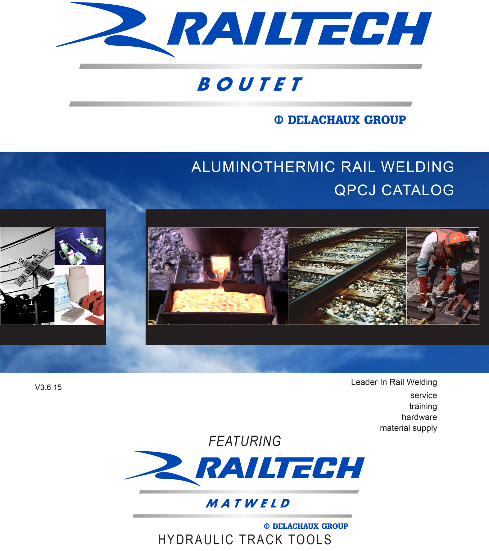 2015 Railtech Boutet Catalog