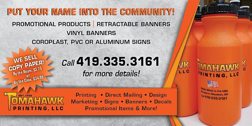 Tomahawk Printing - Signs Promo Banner.j