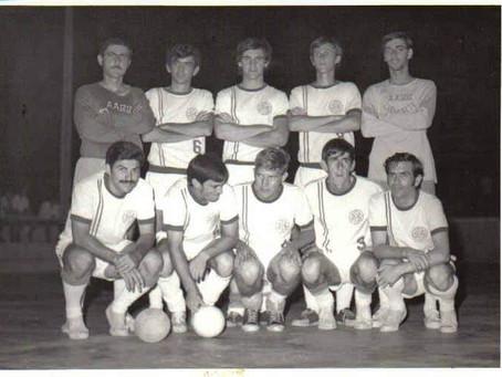 História de Cianorte em fotos - Futebol