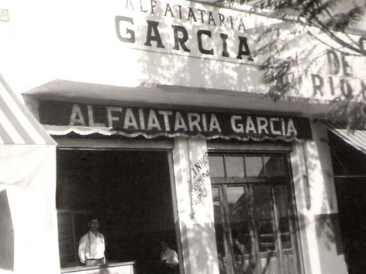 História de Cianorte em fotos - Comércio