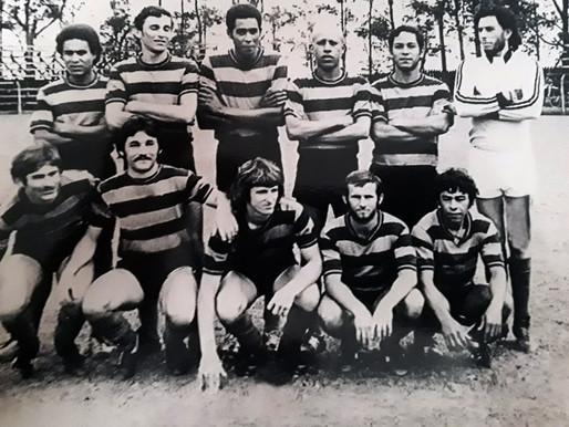 Historia de Cianorte em fotos - Futebol