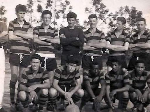 História de Cianorte em fotos - futebol  Seleção de Cianorte e Vidigal