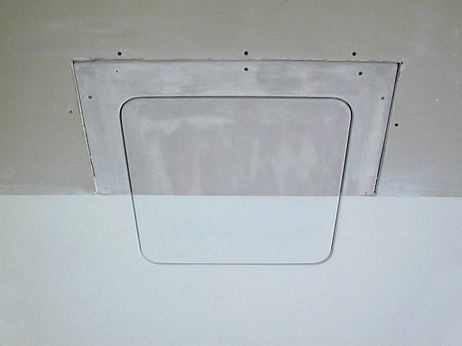 Access Panel Finish