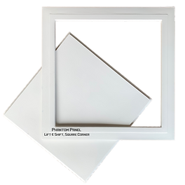 Phantom Panel, Lift Shift, Square Corner