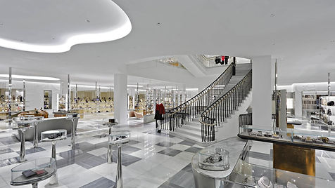 Light Coves Barneys New York