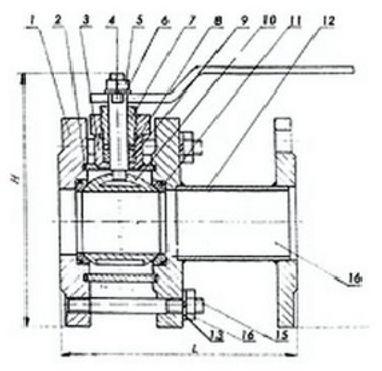 Кран шаровой стальной 11с67п схема.jpg