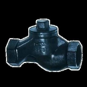 Клапан обратный чугунный 16кч11р пнг.png