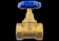 Вентиль бронзовый 15Б3Р Ду 15-50, Ру 10