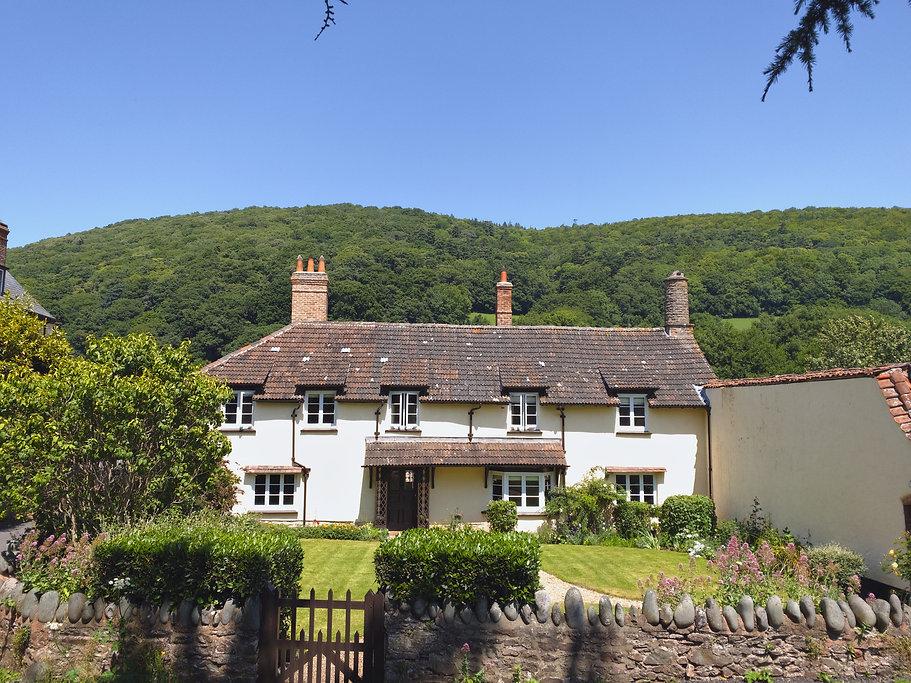 Cross Lane House, Hotel, Bar, Restaurant, Exmoor National Park