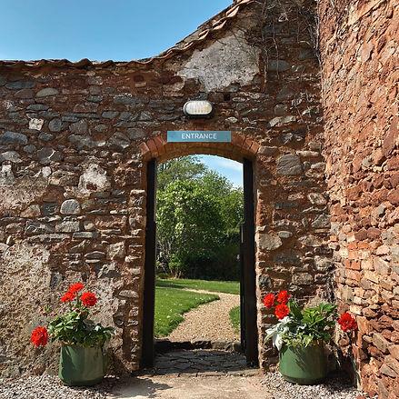 Entrance, Exmoor Hotel, Bed & Breakfast