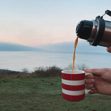 BREW WITH A VIEW VISIT EXMOOR HOTEL STAY