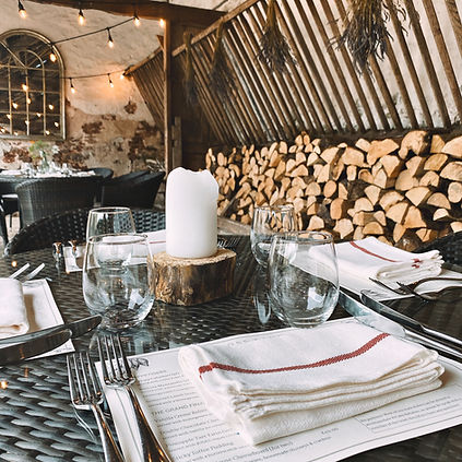 Exmoor, Restaurant - Cross Lane House, A