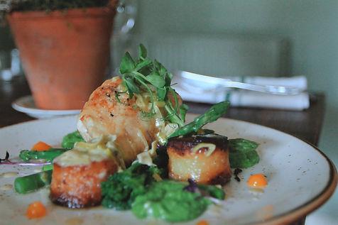 Spring Chicken Exmoor Restaurant.JPG