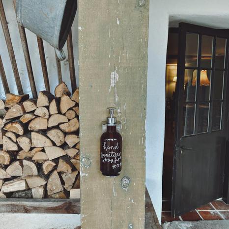 Exmoor Dining Hotel Bar Al Fresco Covid