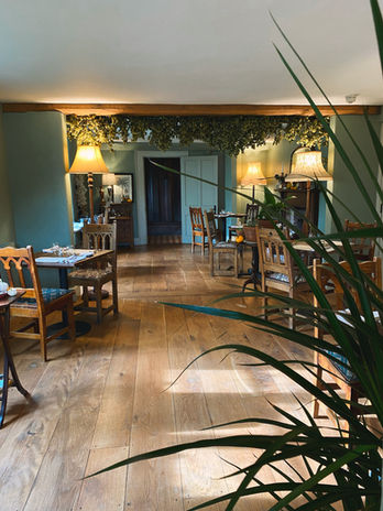 Restaurant, Exmoor, Bossington, Allerfor