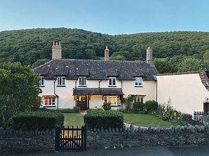 1) Cross Lane House, Allerford, Exmoor T