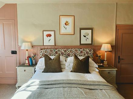 Cross Lane House, Hotel Exmoor  - Pluck room