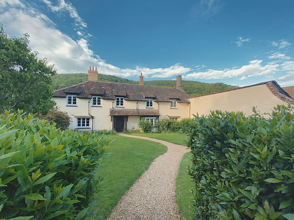 Cross Lane House, Exmoor, Hotel, Porlock