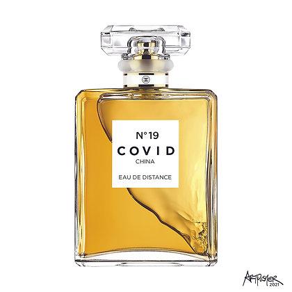 COVID No. 19 White