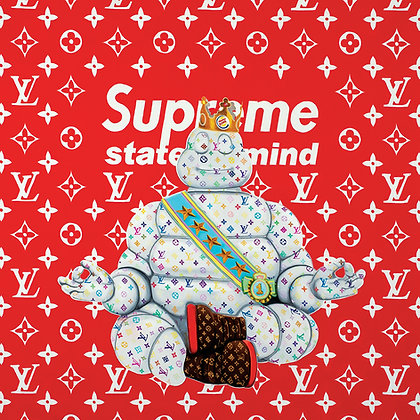 #Supreme State Of Mind