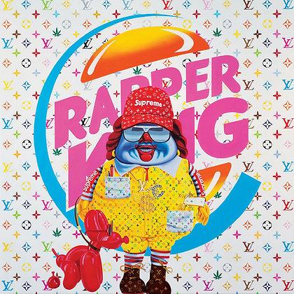 Pink Rapper King