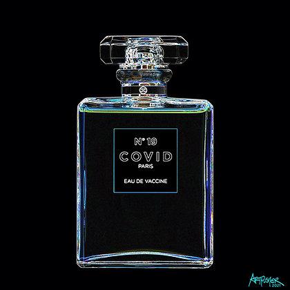 COVID No. 19 Neon