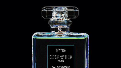 COVID No.19 EAU DE VACCINE (Neon)