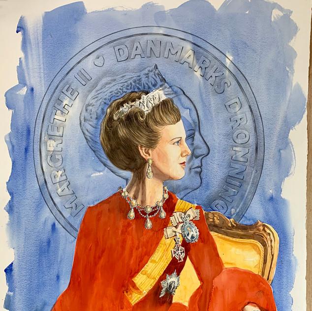 H.M Queen Margrethe II of Denmark (IDG/RR)