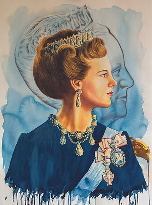 H.M Royal Blue