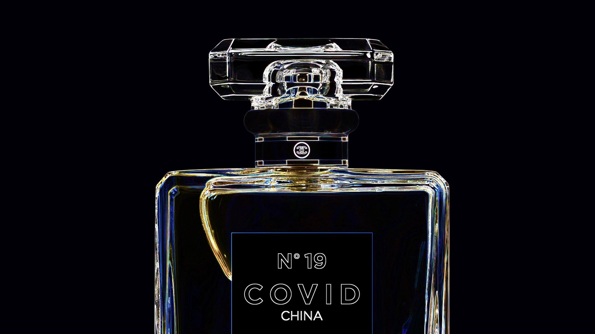 COVID No.19 EAU DE DISTANCE (Neon)