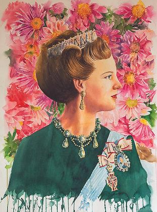 H.M Green - Pink Daisy