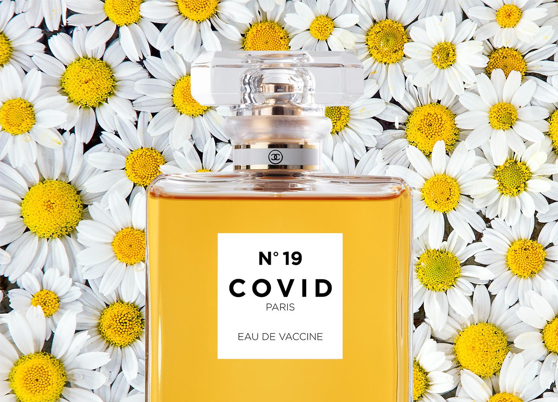 COVID No.19 EAU DE VACCINE (Daisy)