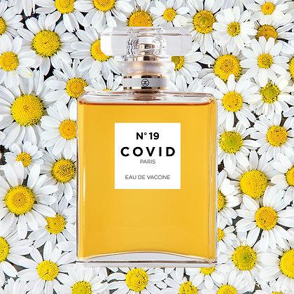 COVID No. 19 Daisy
