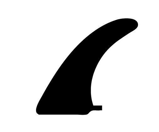 Fins longboard nat