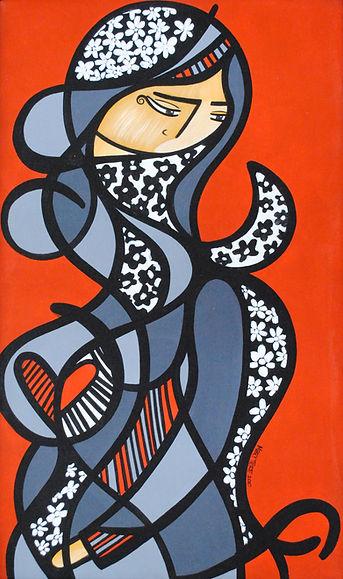 29) Dama de Rojo.JPG