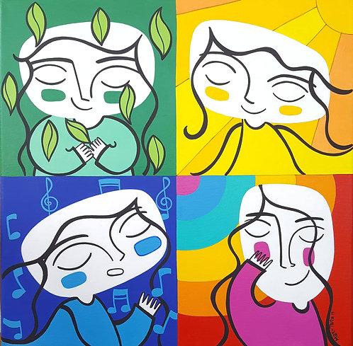 Iconos de Emociones/Grata
