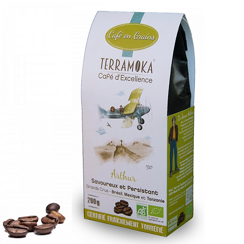 TERRAMOKA ARTHUR GRAINS CAFÉS